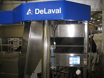 Delaval vms manual